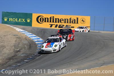 #59 Andrew Davis, Leh Keen Porsche GT3, Brumos Racing
