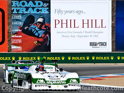 Road & Tack remembers Phil Hill's world Championship 50 years ago