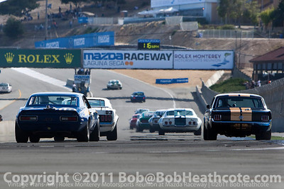 Group 9A race action
