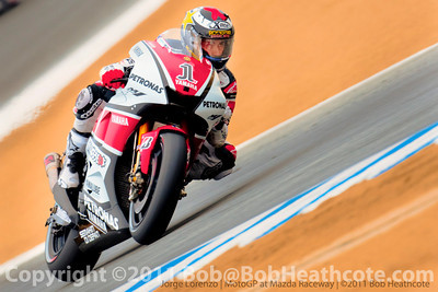 Jorge Lorenzo Red Bull United States Grand Prix featuring MotoGP World Championship