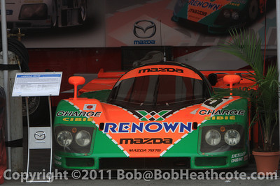 2011 Rolex Monterey Motorsports Reunion at Mazda Raceway Laguna Seca Saturday