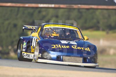 Porsche Rennsport Reunion IV at Mazda Raceway Laguna Seca