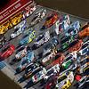 Significant Porsche race cars presentation