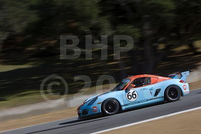 #66 Jack W. Baker, 2010 Porsche Cayman Interseries