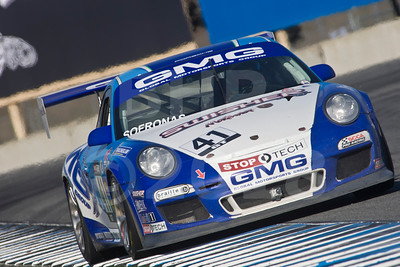 #41 James Sofronas, 2010 Porsche 997 Cup