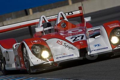 #27 Dider Theys, 2007 Porsche Spyder RS