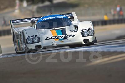 #99 1992 Porsche 926,  Eric Edenholm