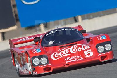 #5 Lee Giannone, 1985 Porsche 962