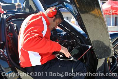 2011 Ferrari Racing Days at Mazda Raceway Laguna Seca