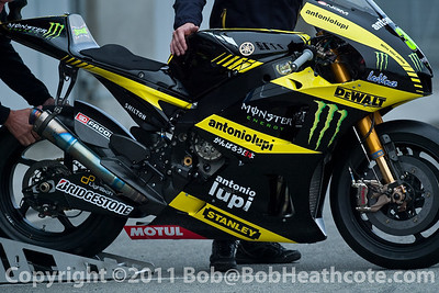 Monster Yamaha Tech 3, Yamaha YZR-M1