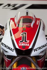 Yamaha Factory Racing; Yamaha YZR-M1