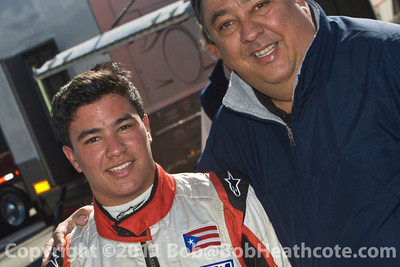#37 Ricardo Vera, Intersport Racing Élan DP02