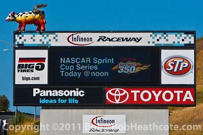 Infineon Raceway Sonoma, CA