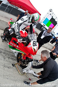 AMA SuperBike; AMA Daytona Sportbike race; AMA SuperSport Laguna Seca