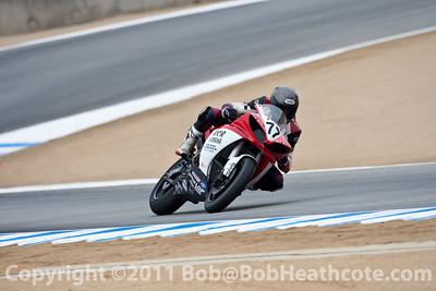 AMA SuperBike; AMA Daytona Sportbike race; AMA SuperSport Laguna Seca