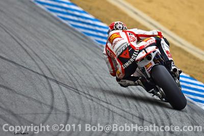 #58 Marco Simoncelli, San Carlo Honda Gresini, Honda RC212V