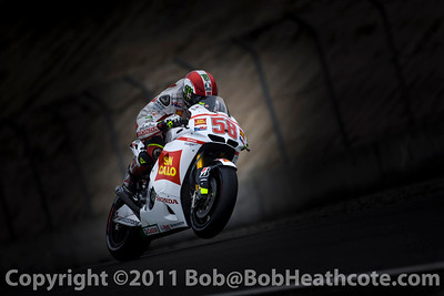 Remembering Marco Simoncelli,  20 January 1987 – 23 October 2011,  ©2011 Bob Heathcote