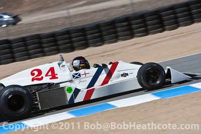 # 24 Richard Carlino, 1975 Hesketh 308C