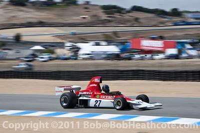 # 27 David Olson, 1974 Parnelli F1
