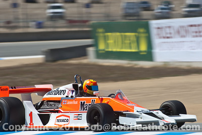 # 1 Tom Minnich, 1977 McLaren M26