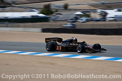 # 5 Chris Locke, 1976 Lotus 77