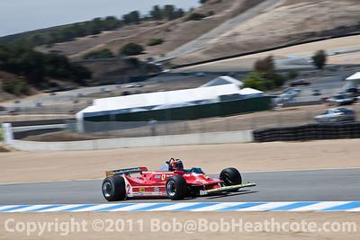 # 2 Bud Moeller, 1980 Ferrari 312 T5