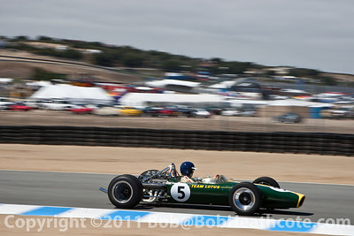# 5 Chris MacAllister, 1967 Lotus 49
