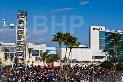 Beautiful scenes for the 38th Annual Toyota Grand Prix of Long Beach