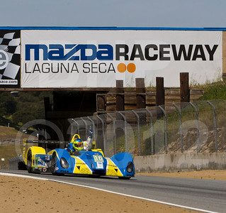 Tristan Nunez, Cooper Tires IMSA Prototype Lights race winner, could be celebrating or just saying @MazdaRaceway is #1