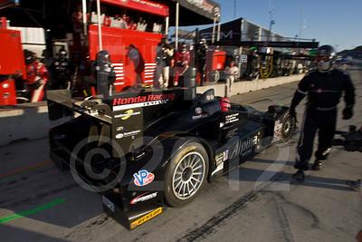 #95 Level 5 Motorsports HPD ARX-03b HPD: Scott Tucker, Luis Diaz, Franck Montagny