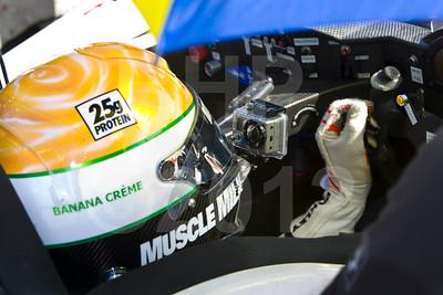 #5 Muscle Milk Pickett Racing Oreca FLM09: Mike Guasch, Memo Gidley, Archie Hamilton