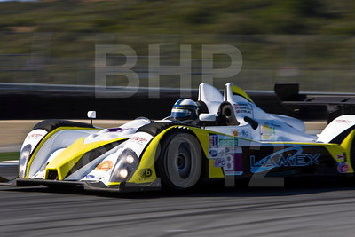 #8 Merchant Services Racing Oreca FLM09: Kyle Marcelli, Lusa Downs. Dean Stirling