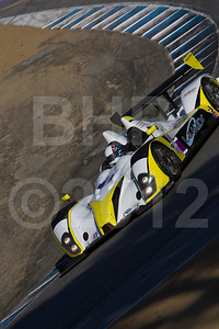 #7 Merchant Services Racing Oreca FLM09: Tony Burgess, Champan Ducote, James Kovacic