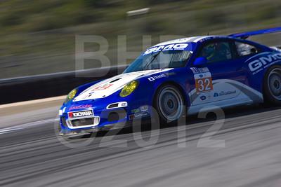 #32 GMG Racing Porsche 911 GT3 Cup: James Sofronas, Alex Welch, Rene Villineuve