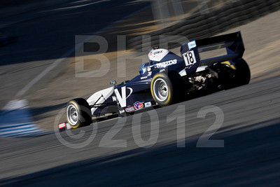 2012 Star Mazda Championship Presented by Goodyear