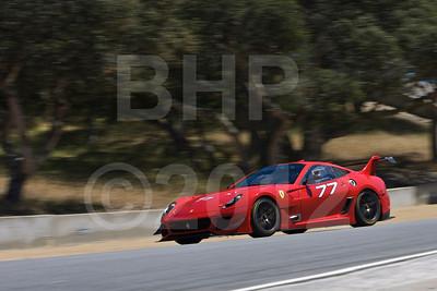 Ferrari 599 demonstration