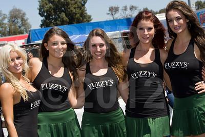 Fuzzy Girls