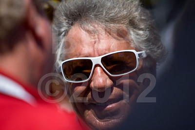 Mario Andretti always in demand