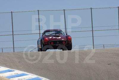 Monterey Pre-Reunion Group 3 – 1961-1966 GT Cars under 2500cc