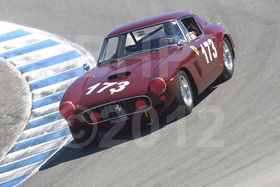 Monterey Pre-Reunion Group 3 – 1961-1966 GT Cars under 2500cc