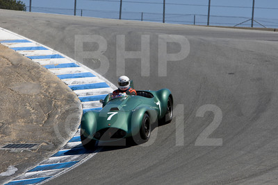Monterey Pre-Reunion Group 1 1947-1955 Sports Racing and GT Cars