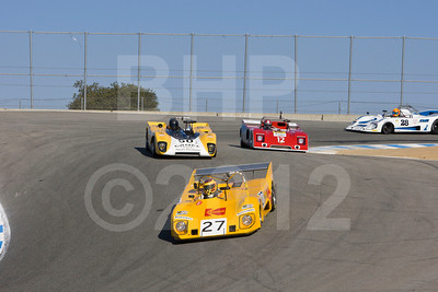 Monterey Pre-Reunion Group 9 – 1970-1979 Sports Racing Cars under 2000cc