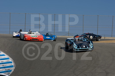 Monterey Pre-Reunion Group 8 – 1960-1968 Sports Racing USRRC Cars