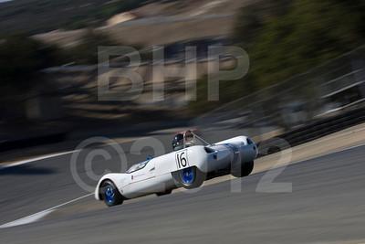 Monterey Pre-Reunion Group 8 – 1960-1968 Sports Racing USRRC Cars