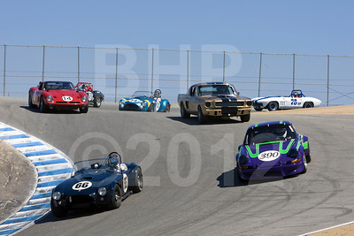 Monterey Pre-Reunion Group 5 – 1963-1966 GT Cars over 2500cc