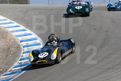 Monterey Pre-Reunion Group 6 1955-1961 Sports Racing Cars