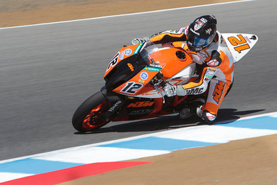 AMA superbike rider Stefan Nebel
