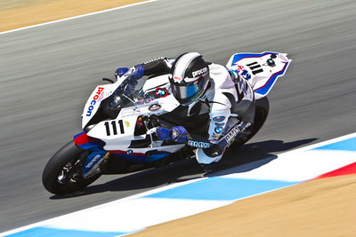 AMA Superbike rider Glenn Allerton