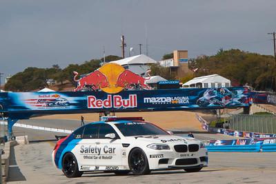 MotoGP BMW Safety Car