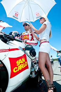 Michele Pirro, San Carlo Honda Gresini FTR